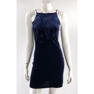 VTG 90s Staus Collection Cocktail Dress Size Small